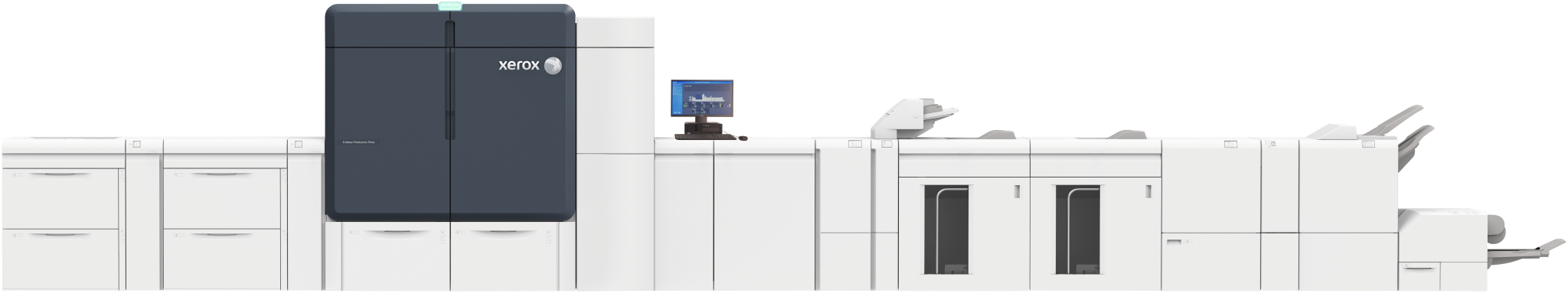 Xerox Iridesse Production Press Printer available at XCel Office of Oklahoma