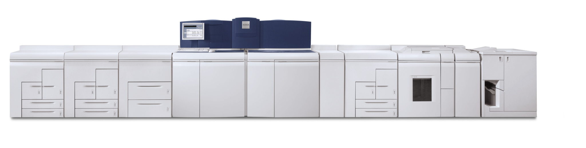 Xerox® Nuvera® EA/MX Production Systems from XCel Office Solutions of Oklahoma
