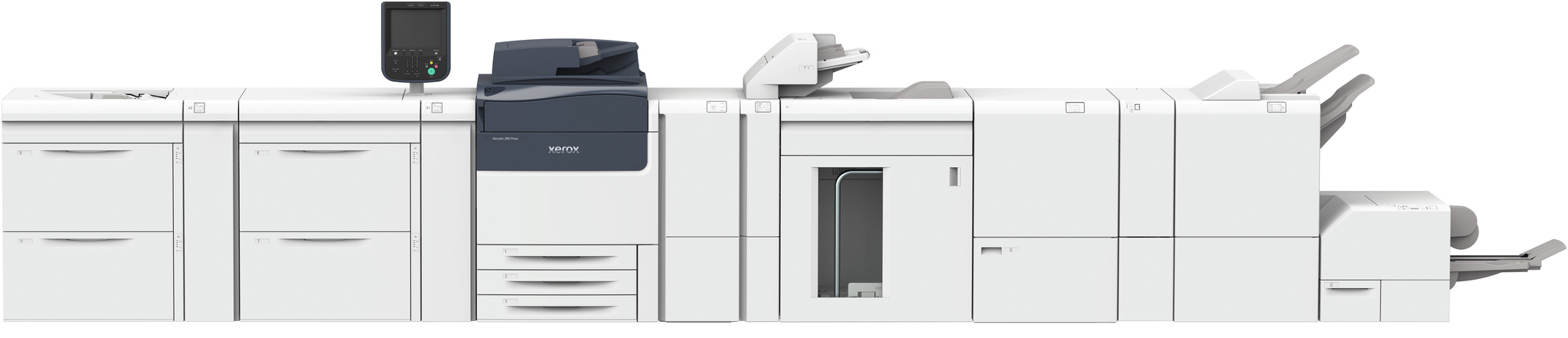 Xerox Versant 280 Color Digital Press available from XCel Office Solutions of Oklahoma