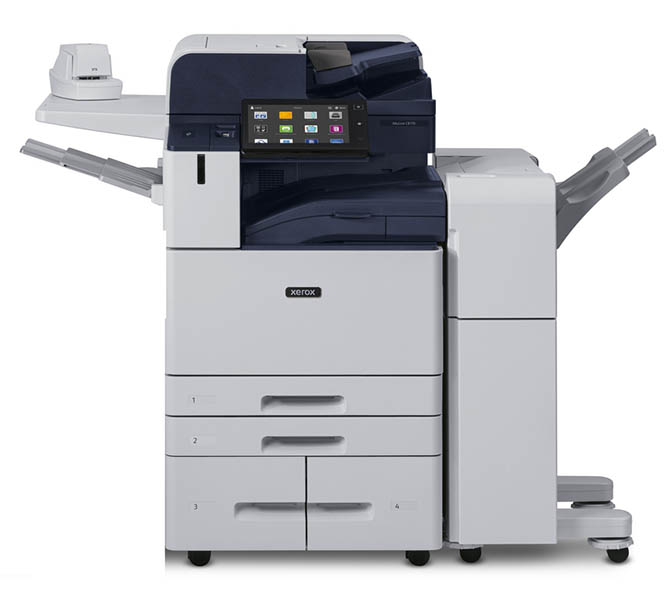 Xerox AltaLink C8135 office printer from XCel office solutions in Oklahoma City, Oklahoma