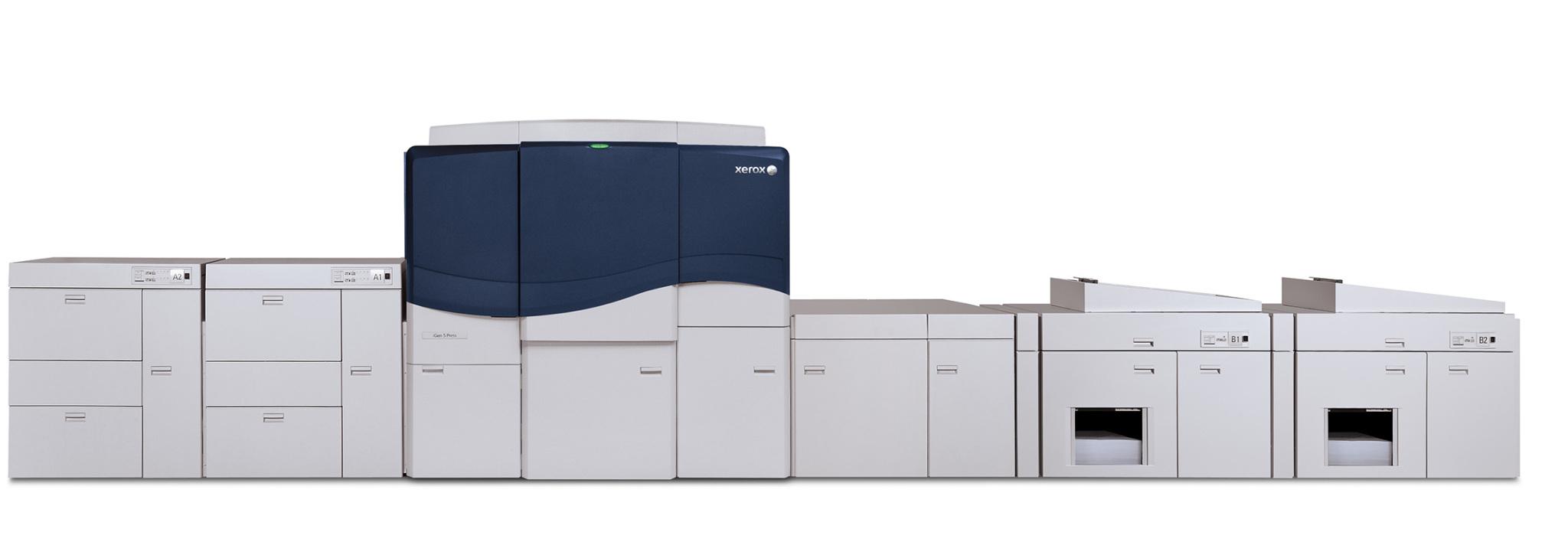 Xerox Xerox iGen 5 Press available at XCel Office Solutions of Oklahoma