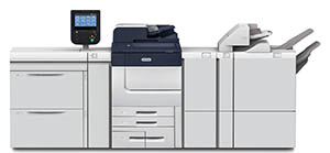 The Xerox prime link production printer can be purchased or leased from XCel office solutions in Oklahoma City