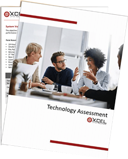 sample technology assessment from Xcel office solutions of oklahoma